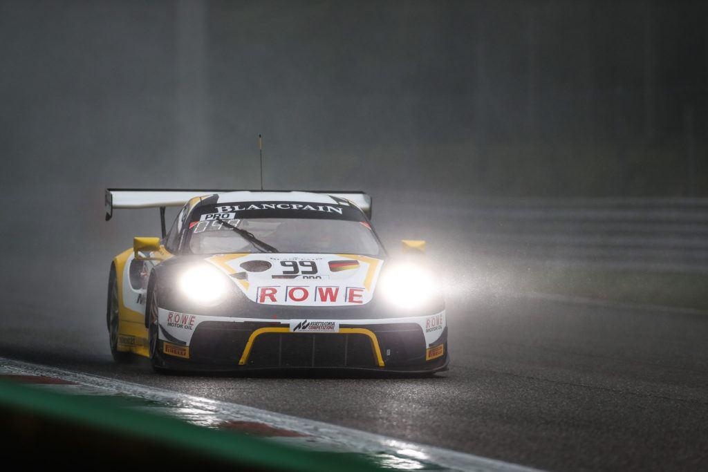 ROWE Racing Porsche 911 GT3 R