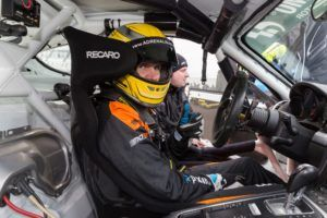 Daniel Zils Porsche Cayman vom PIXUM Team Adrenalin Motorsport