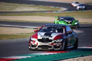 BMW M4 GT4 Hofor Racing powered by Bonk