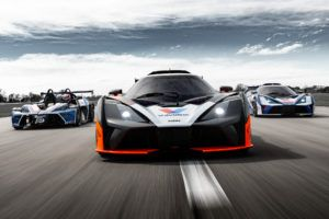 KTM X-BOW GT4, ADAC GT4 Germany