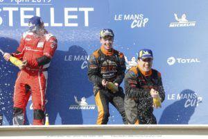 Laurents Hörr, François Kirmann - DKR Engineering, Le Mans Cup 2019 Le Castellet