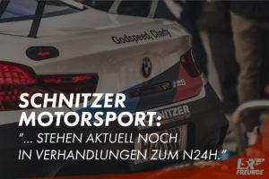 "Schnitzer Motorsport BMW M6 GT3 ""Godspeed, Charly"" VLN2 2019 44. DMV 4h-Rennen"