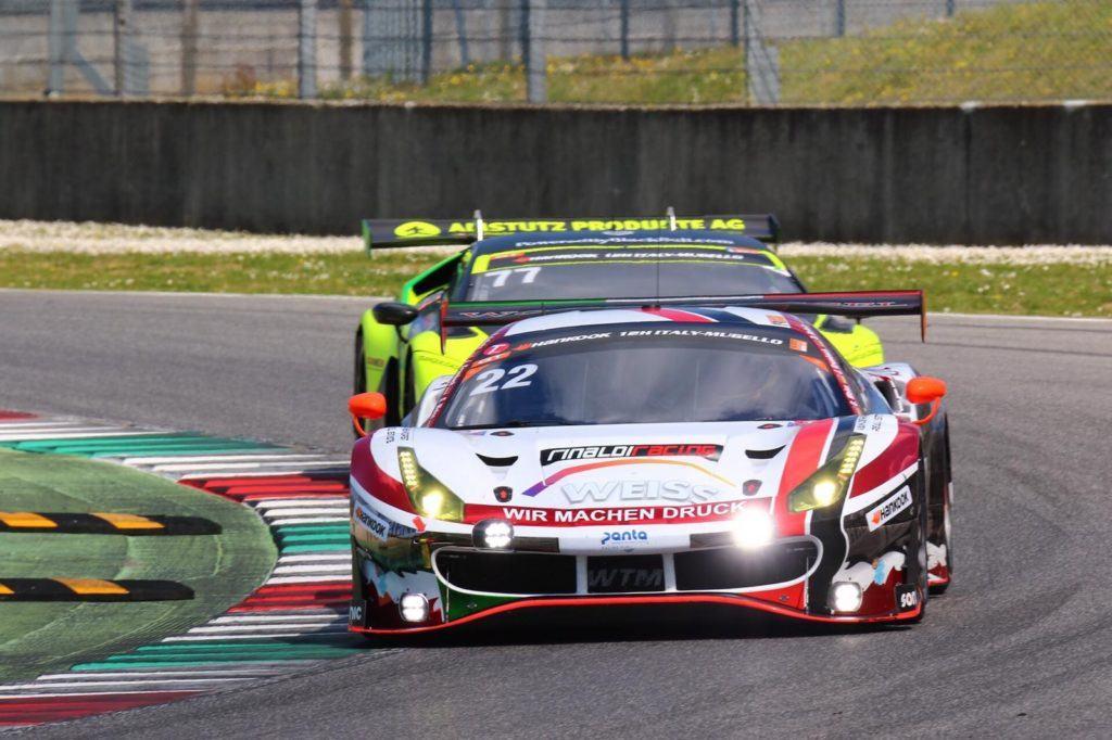wochenspiegel Ferrari / rinaldi racing mugello