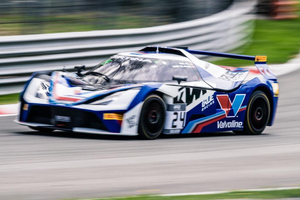 Valvoline-True Racing KTM X-BOW GT4