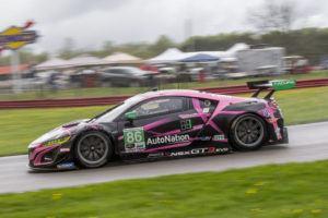 Meyer Shank Racing Acura GT3 Mario Farnbacher