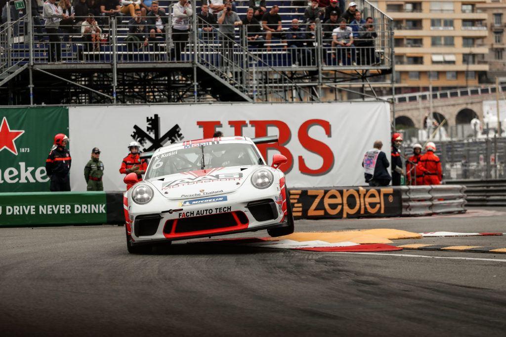 Porsche Mobil 1 Supercup, Monaco 2019 FACH AUTO TECH