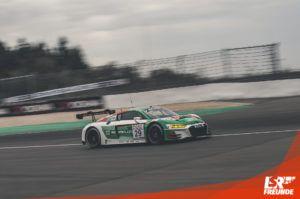 Land Motorsport Audi R8 LMS GT3