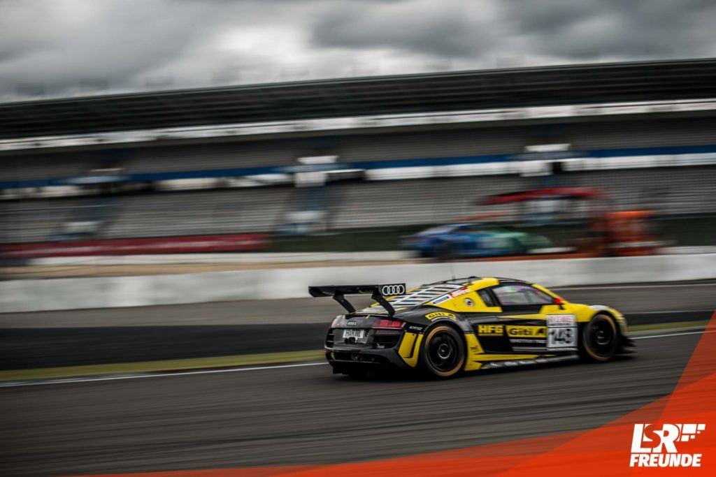 Gi8ti Tire Motorsport by RaceIng Engineers Audi R8 LMS VLN 3 2019 61. ADAC ACAS H&R Cup