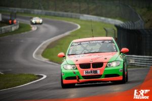 H.A.R.D. Speed Motorsport BMW 325i V4