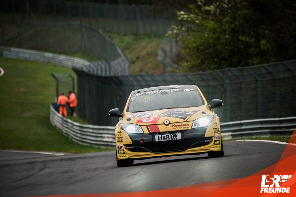Keeevin Sports and Racing Renault Megane