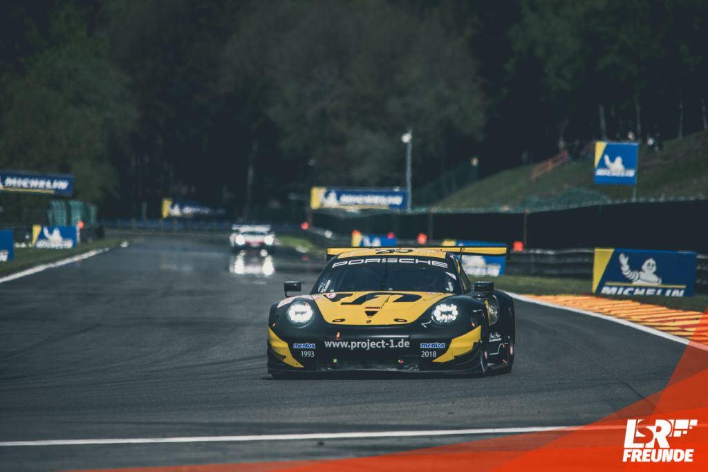 Project 1 Porsche 911