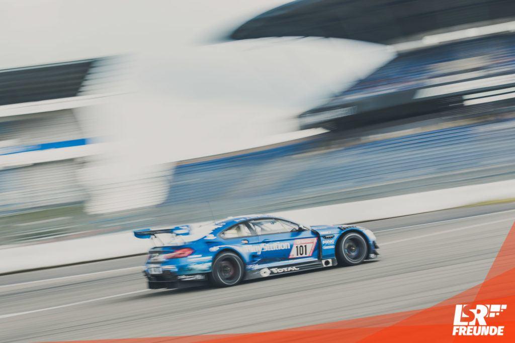 Walkenhorst Motorsport BMW M6 GT3 #101