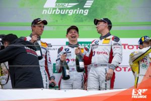 David Pittard, Nick Yelloli, Christian Krognes - Walkenhorst Motorsport - Sieger N24h Qualifikationsrennen 2019