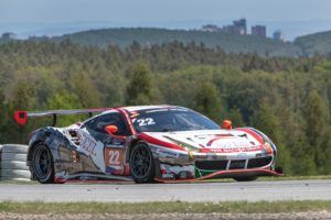 WTM Racing Ferrari 488 GT3