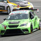 Greenlion Seat Leon Cup TCR Sommer Ladurner