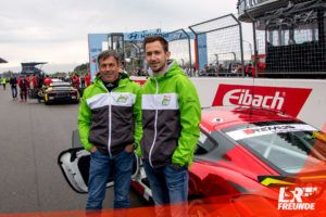 Aimpoint Racing Axel und Max Friedhoff