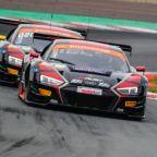 Aust Motorsport Audi R8 LMS ADAC GT Masters Oschersleben 2019