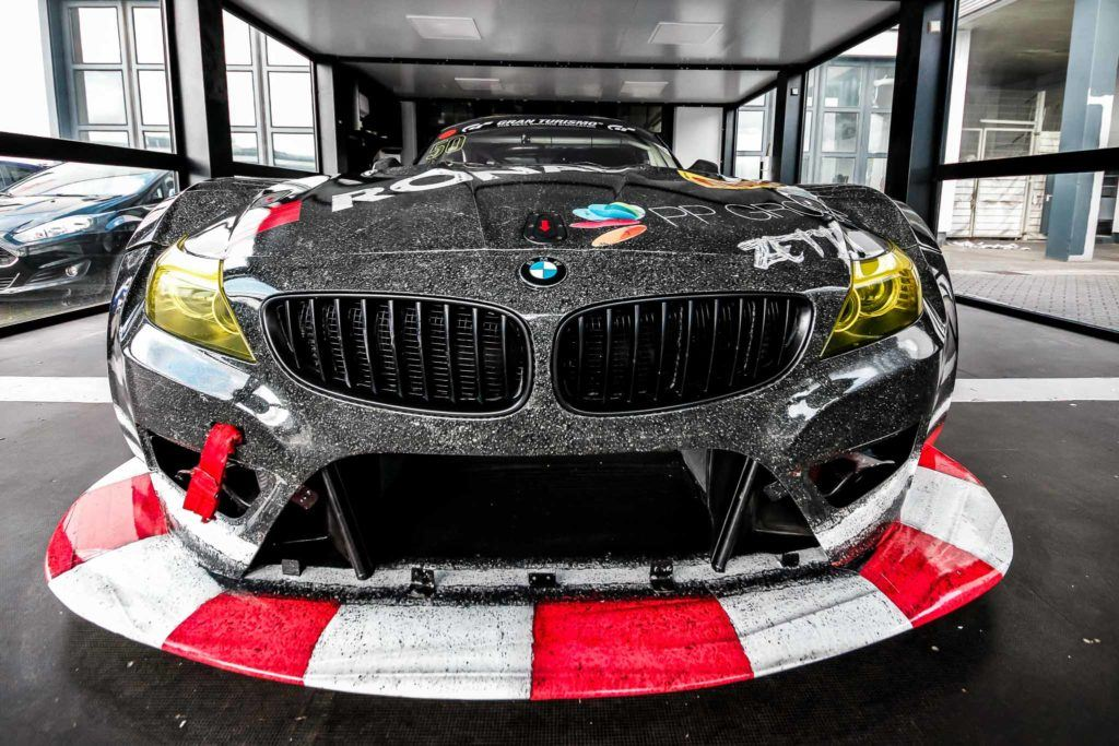 "BMW Z4 GT3 ""Speedline Racing"""