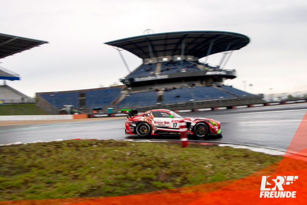 GetSpeed Performance J2 Mercedes-AMG-GT3