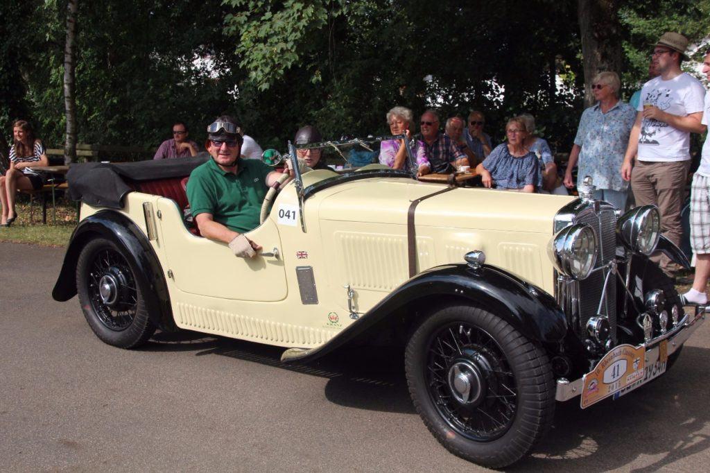 Morris Ältestes Fahrzeug AC 2019