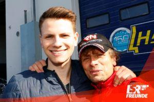 Nico und Christian Menzel