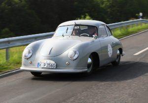 Porsche 356 Adenau Classic 2019