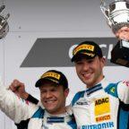 HCB-Rutronik Racing Patrick Niederhauser, Kelvin van der Linde, ADAC GT Masters Oschersleben 2019
