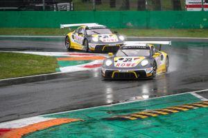 ROWE RACING Porsche 911 GT3