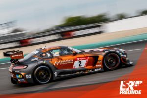 Mercedes Team AMG Black Falcon Mercedes AMG GT3 #2 - N24h Qualifikationsrennen 2019