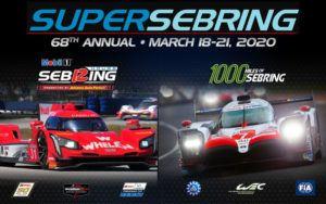 Super Sebring 2020 IMSA vs WEC