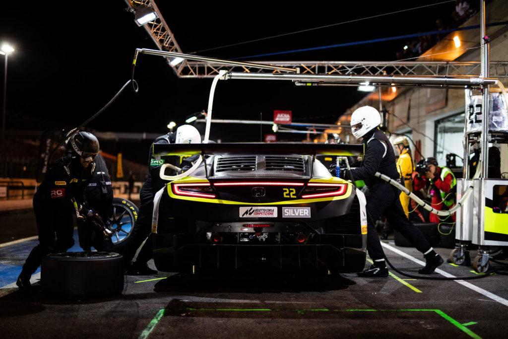 Jenson Team Rocket RJN Honda NSX GT3