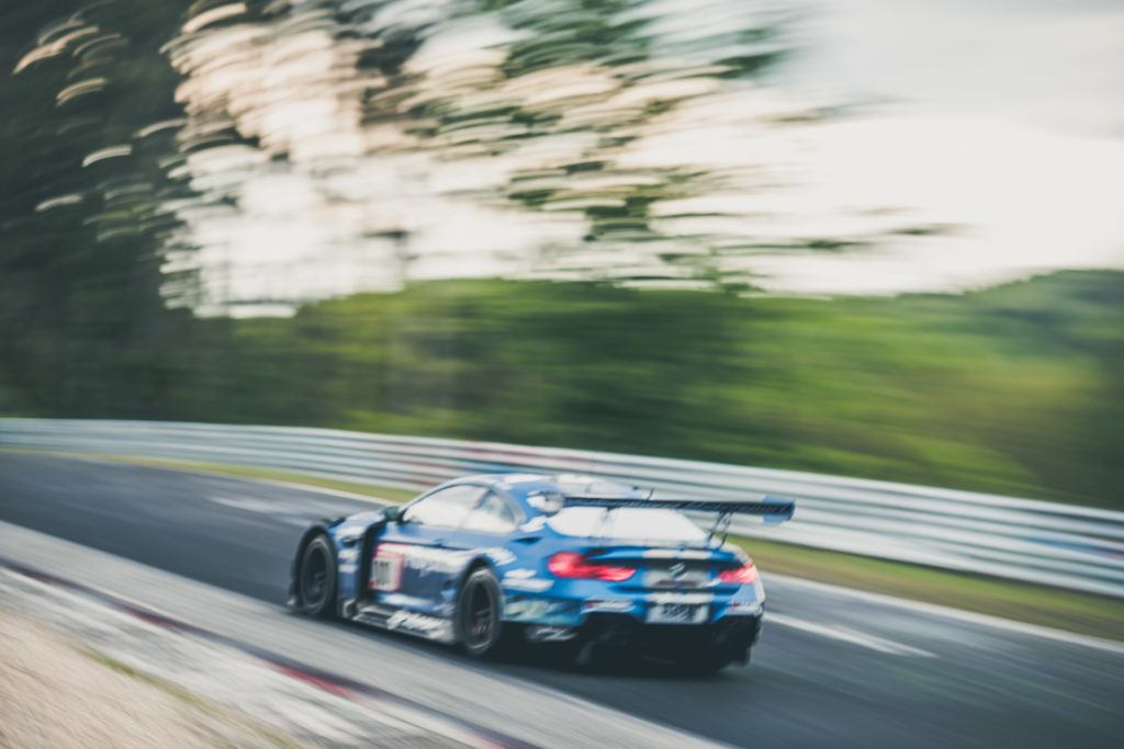 "Walkenhorst Motorsport BMW M6 GT3 ""Playstation"""