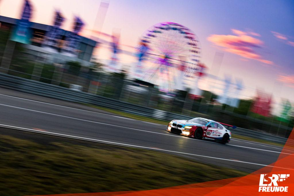 Walkenhorst Motorsport BMW M6 GT3 #100 - N24h 2019 ADAC TOTAL 24h-Rennen Nürburgring