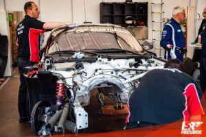 Speedline Racing BMW Z4 GT3 ohne Motor - ADAC TOTAL 24h Rennen Nürburgring 2019