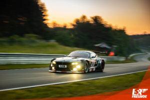 Speedline Racing BMW Z4 GT3 Samstag Morgen zurück im Rennen - ADAC TOTAL 24h Rennen Nürburgring 2019