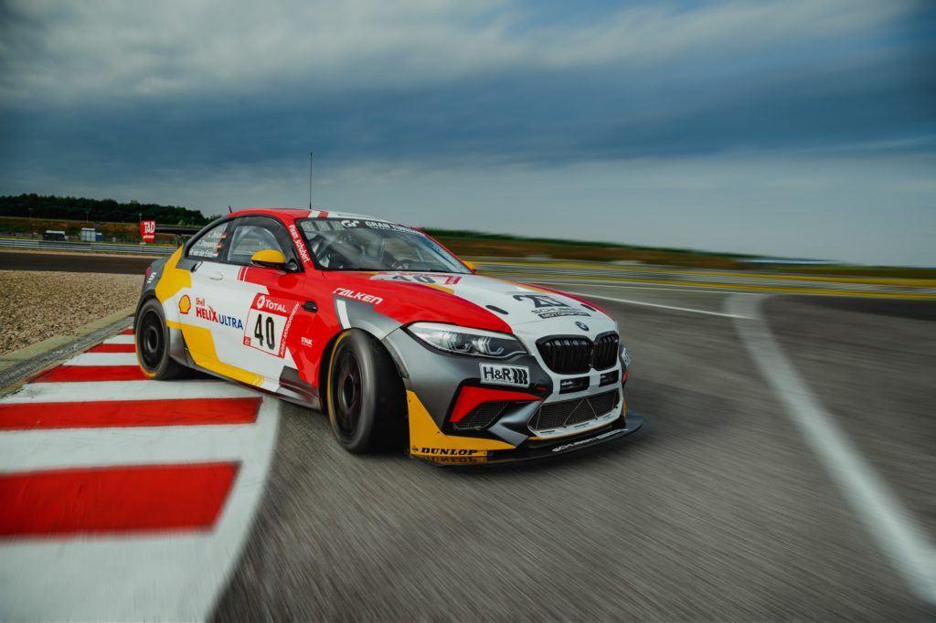 Schubert Motorsport BMW M2 Competition