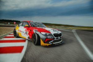 Schubert Motorsport BMW M2 Competition