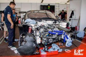 BMW-Z4-GT3-Speedline-Racing-N24h-2019-Reparatur