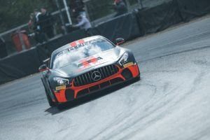 Bullit Racing Mercedes-AMG GT4