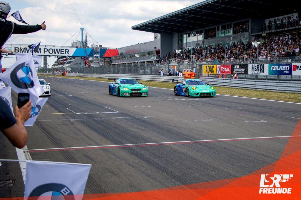 Falken-Motorsport-Zieleinfahrt-N24h-2019
