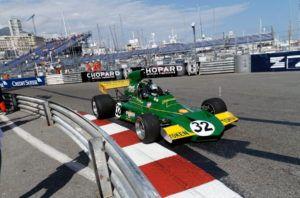 Axcil Jefferies Formel 1 Token 1976 Monaco