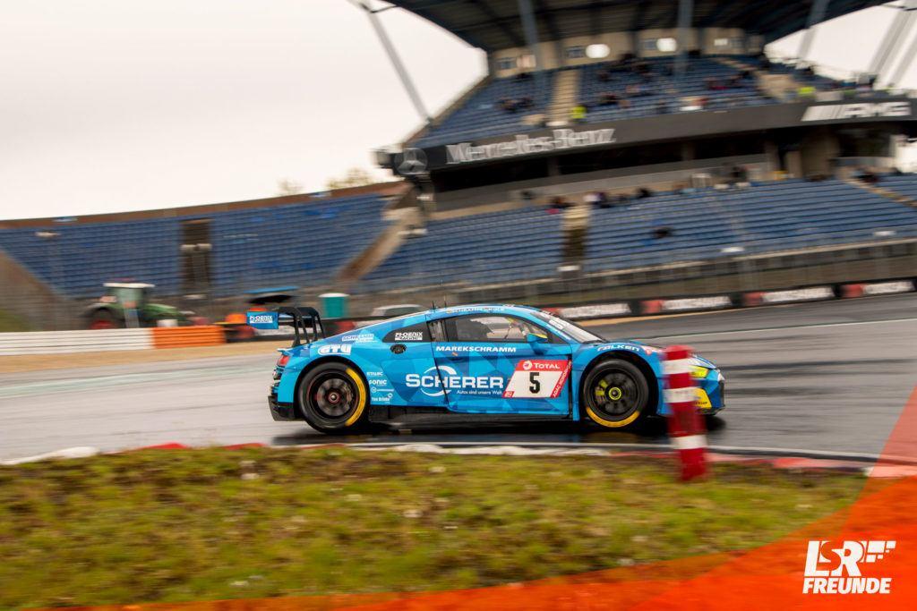 Phoenix Racing Audi R8 LMS Evo #5