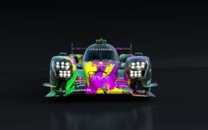 REBELLION Racing LMP 1 Artcar