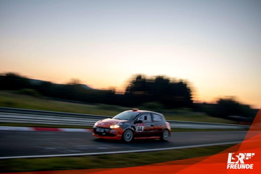 Team aufkleben.de Renault Clio N24h 2019