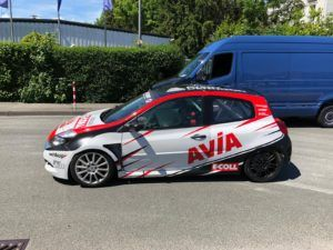 AVIA racing Renault Clio RS