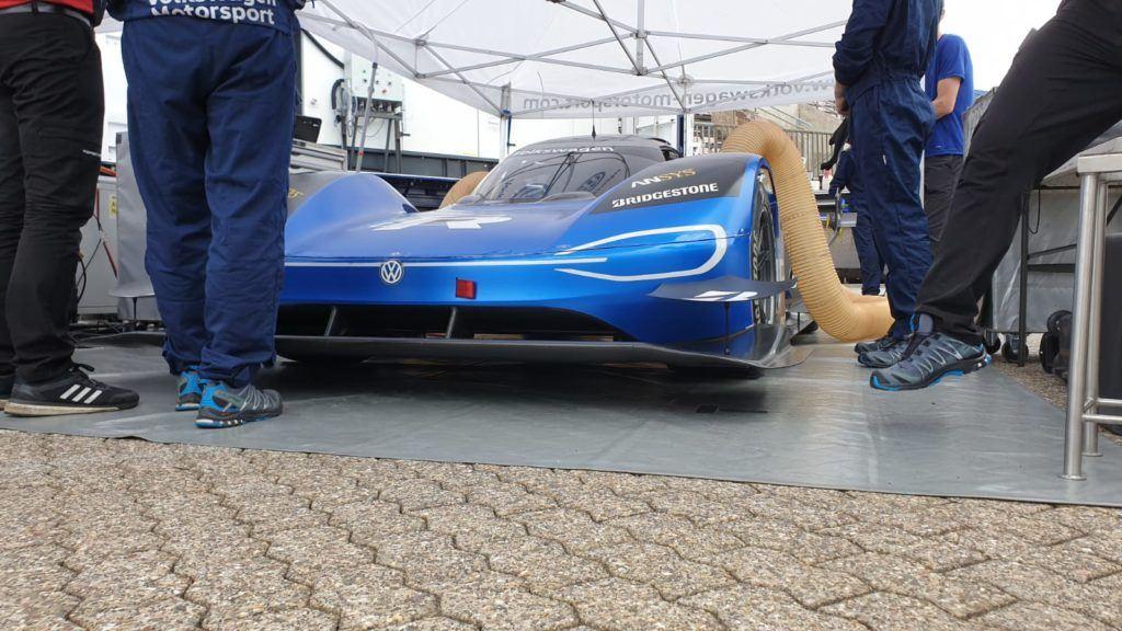 Volkswagen ID.R am Nürburgring