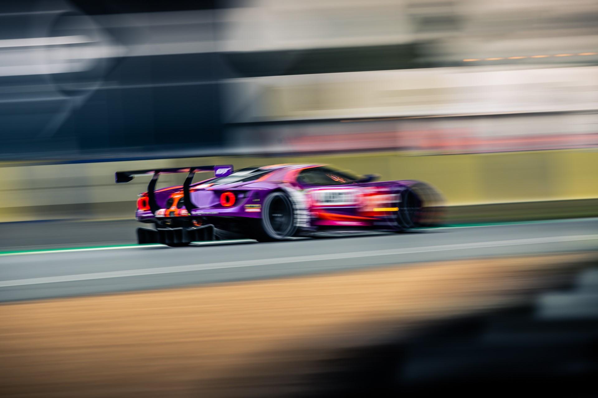 Wynn's Racing Keating Motorsport Ford GT #85 Le Mans 24h 2019