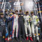 Alex Lambertz und Romain Monti auf Platz 1 bei der GT4 European Series in Misano