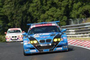 "FEV Racing Scheid Motorsport BMW M3 GTR #133 ""Eifelblitz"""
