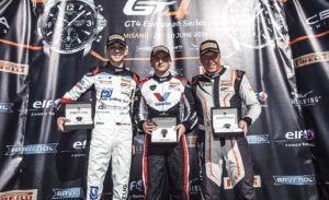 RN Vision STS Racing Team Misano 2019 Marius Zug, Gabriele Piana
